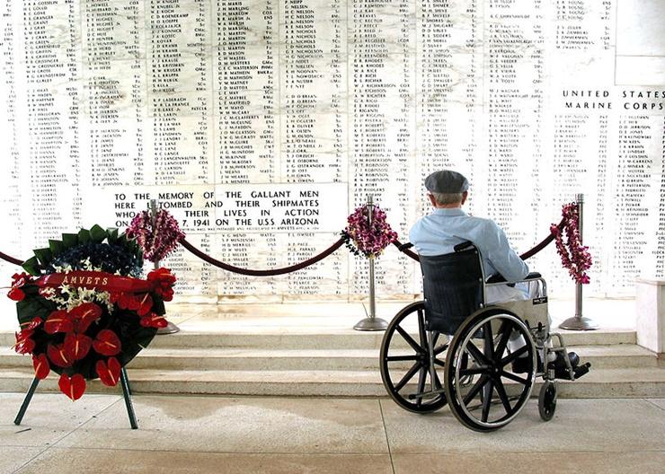 Akie Abe Pearl Harbor