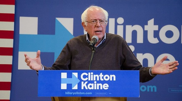 Bernie Sanders Calls Donald Trump A 'Pathological Liar'