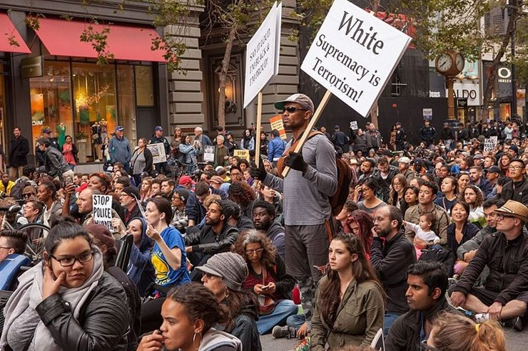 Black Lives Matter And Charity IDEX Partner As Group Expands