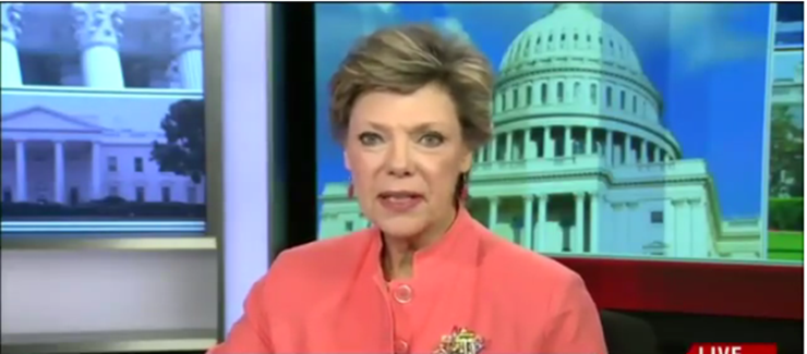Cokie Roberts Donald Trump