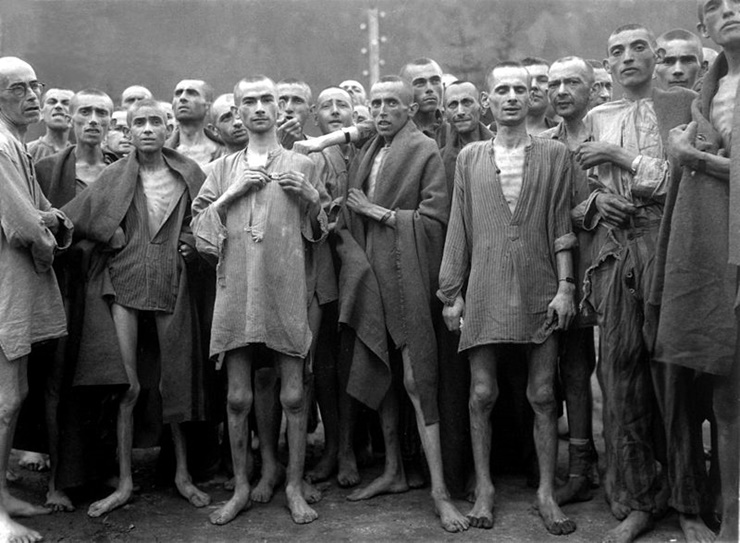 Concentration Camp Suspects