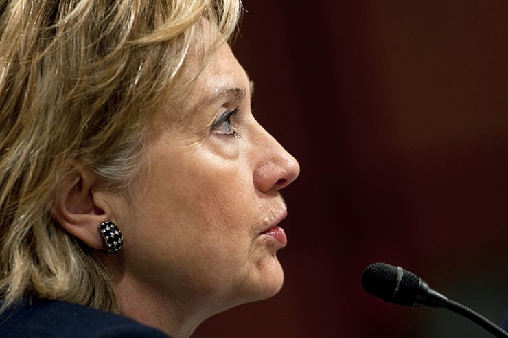 GOP knocks Clinton for fundraising spree