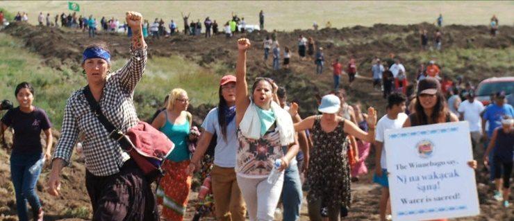 Judge Grants Pipeline Stoppage For Now In North Dakota