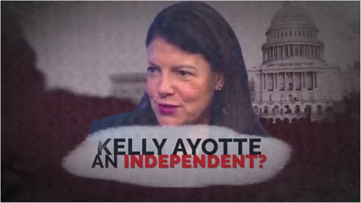 Kelly Ayotte Donald Trump Ad