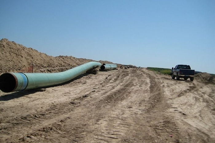 Keystone Protesters Warn Of Dangers Linked To New Oil Pipeline