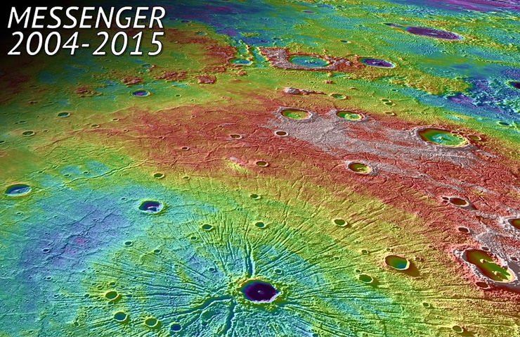 mercury-found-geologically-active-earth-solar-system