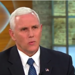 Mike Pence coming evidence