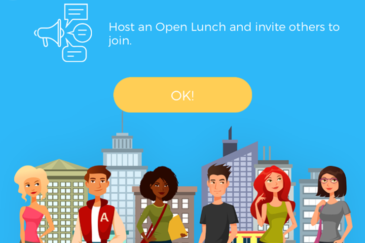 Natalie Hampton: Sit With Us App Helps Kids Find Lunch Buddy