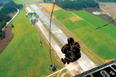 Florida Parachutist Dies After 1,200-Foot Fall From Plane