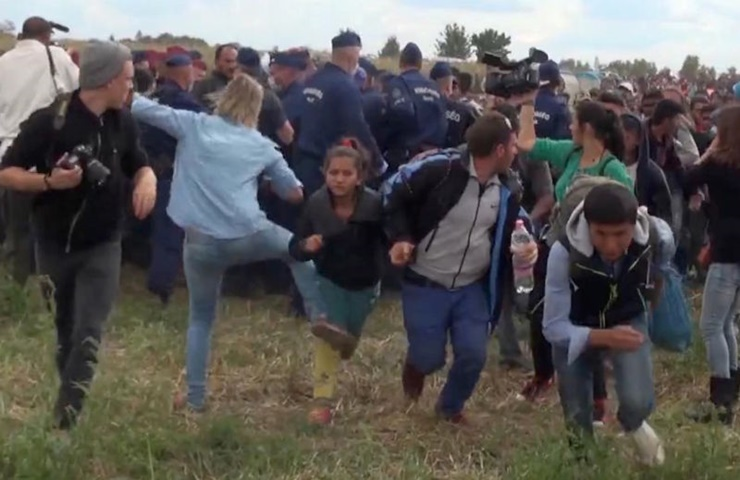 petra-laszlo-migrants-camerawoman-hungary
