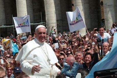 Pope: Gender Identity Teachings Are 'Against Nature'