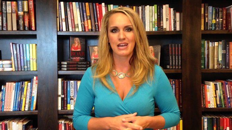 Scottie Nell Hughes Laughs Off Mazel Tov Gaffe On Social Media