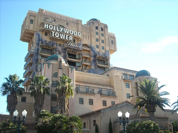 Tower of Terror closing Disney