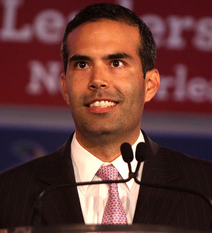 George P. Bush Backs Donald Trump In Surprising Twist